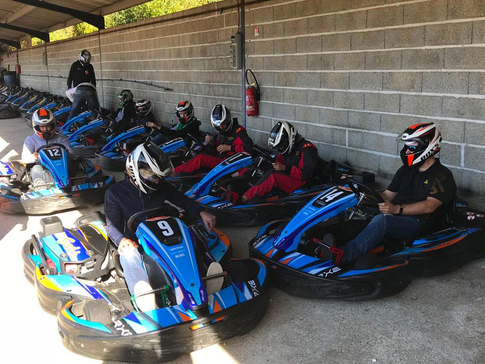Vainqueurs du circuit Karting